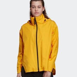 NWT Adidas Urban Outdoor Waterproof Rain Jacket
